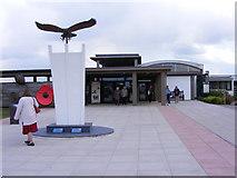 SK1814 : Memorial Centre by Gordon Griffiths