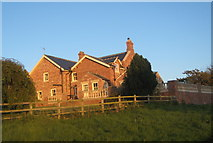NZ3510 : Hill House in Over Dinsdale Parish North Yorkshire by peter robinson