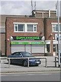 SE3634 : Supplermania - Cross Gates Road by Betty Longbottom