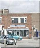 SE3634 : Shnix hair salon - Cross Gates Road by Betty Longbottom