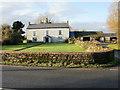 ST3383 : Ty-Portra farmhouse, Nash by Jaggery