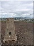 NT2674 : Trig point, Calton Hill, Edinburgh by Becky Williamson