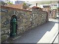 O0758 : Village Pump, Garristown, Co Dublin by C O'Flanagan
