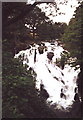 SH7657 : Swallow Falls near Betws-y-Coed by nick macneill