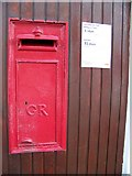 NO4203 : Postbox, Kirkton of Largo or Upper Largo by Maigheach-gheal