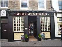 NS3321 : Wee Windaes by Andy Farrington
