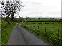 H4178 : Road at Gortnacreagh by Kenneth  Allen