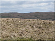 NY5775 : Panorama from the cairn north of Borderrigg (13: SEb) by Mike Quinn