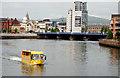 J3474 : Amphibious bus, Belfast (11) by Albert Bridge