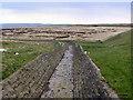 SD9617 : Regulating Drain, Blackstone Edge Reservoir by David Dixon