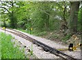 TQ0989 : Ruislip Lido Railway by Nigel Cox
