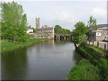 N8056 : Boyne and bridge at Trim by Kieran Campbell