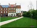 SU1482 : New dwellings, East Wichel, Wichelstowe, Swindon by Brian Robert Marshall