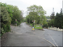 SX9364 : Junction of Ilsham Marine drive and Ilsham Road by John Firth