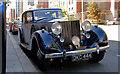 J3374 : Rolls Royce Silver Phantom III, Belfast by Albert Bridge