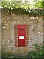 ST6406 : Hilfield: postbox № DT2 5 by Chris Downer