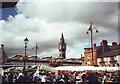 NZ2814 : Market Place, Darlington by nick macneill