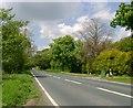 SE9941 : Toward  Cherry  Burton  crossroad  on  B1248 by Martin Dawes