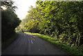 TF0842 : Whitecross Lane - Willoughby Gorse by Mick Lobb