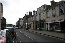 NT4728 : Selkirk High Street by David Lally