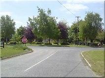 N8554 : Junction, Co Meath by C O'Flanagan