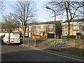 SU6351 : 'Semis' in Culver Road by Given Up