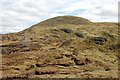 NN6518 : Meall na Fearna from the northwest by Jim Barton