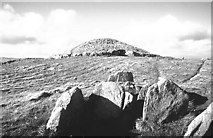 N5877 : Slieve na Calliagh by Richard Webb
