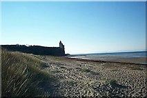 NS3119 : Greenan Shore and Castle by Elliott Simpson