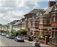 ST3288 : Kensington Place, Newport by Jaggery