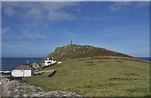 SW3531 : Cape Cornwall by Paul Buckingham