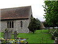 TQ4361 : St Mary, Downe- chancel by Basher Eyre