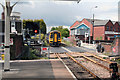 SE7423 : Goole:  Level crossing by Dr Neil Clifton