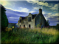 NT0090 : The auld hoose, Blairhall by MARC CURRAN