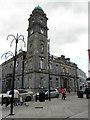 H2344 : Town Hall, Enniskillen by Kenneth  Allen