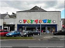 H2343 : Toytown, Enniskillen by Kenneth  Allen