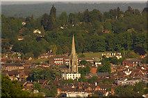TQ1649 : St Martin's Church, Dorking by Ian Capper