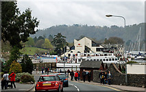 SD4096 : The Promenade, Bowness on Windermere by Brian Clift
