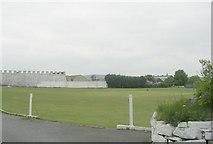 SE0724 : King Cross Cricket Club - Hopwood Lane by Betty Longbottom