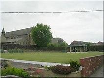 SE0724 : Bowling Green - Kingston Social Club - Hopwood Lane by Betty Longbottom