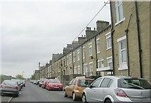 SE0724 : Vickerman Street - Hopwood Lane by Betty Longbottom