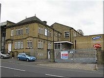 SE0724 : McVities Factory Hopwood Lane by Alan Longbottom