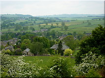 SK2572 : Overlooking Baslow by Andrew Hill