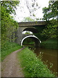 SD9050 : Double Arched Bridge, East Marton by Alexander P Kapp