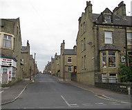 SE0724 : Fenton Road by Alan Longbottom