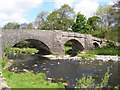 NY5316 : Bridge over the Lowther - Rosgill by mauldy