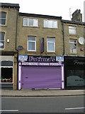 SE0724 : Fatima's Takeaway - King Cross Road by Betty Longbottom