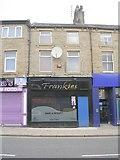 SE0724 : Frankies Hair & Beauty - King Cross Road by Betty Longbottom