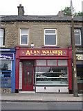SE0724 : Alan Walker Butcher - King Cross Road by Betty Longbottom