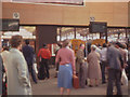 TQ2879 : Passengers at Victoria station by Stephen Craven